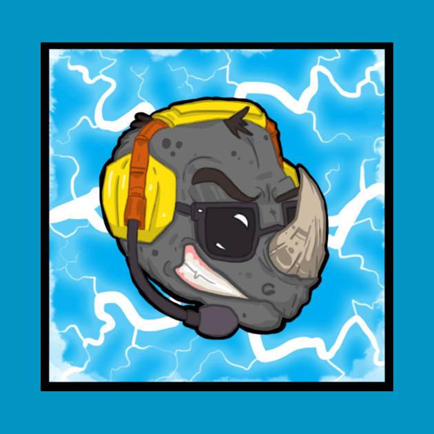 Dudey Rhino Logo