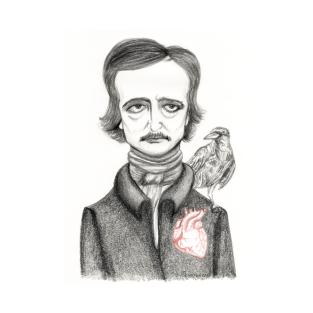 Allan Poe t-shirts