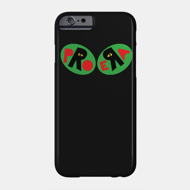Pro Era Logo iphone case