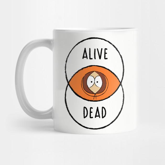 Venny South Park Mug TeePublic