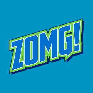 ZOMG! t-shirts