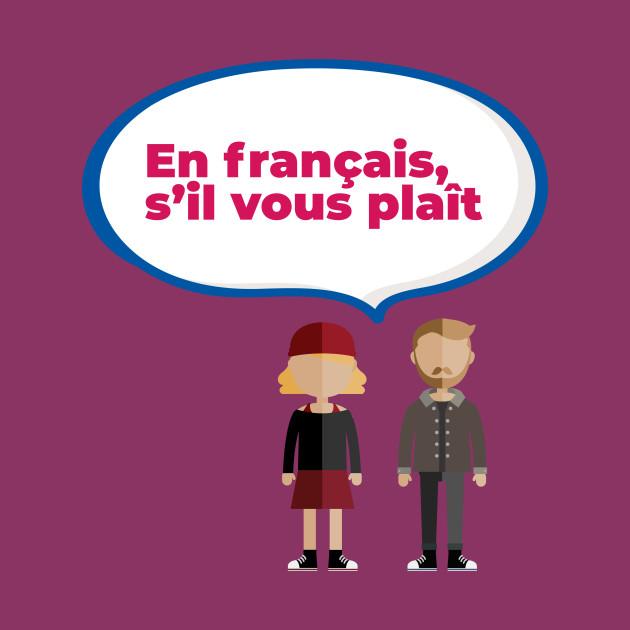 En français, s'il vous plaît