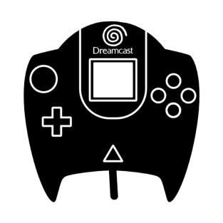 Dreamcast GOAT t-shirts