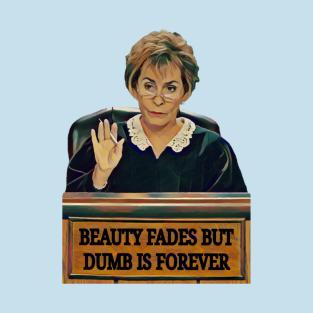 Judge Judy t-shirts
