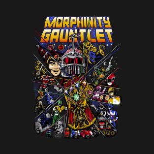 Morphinity Gauntlet t-shirts