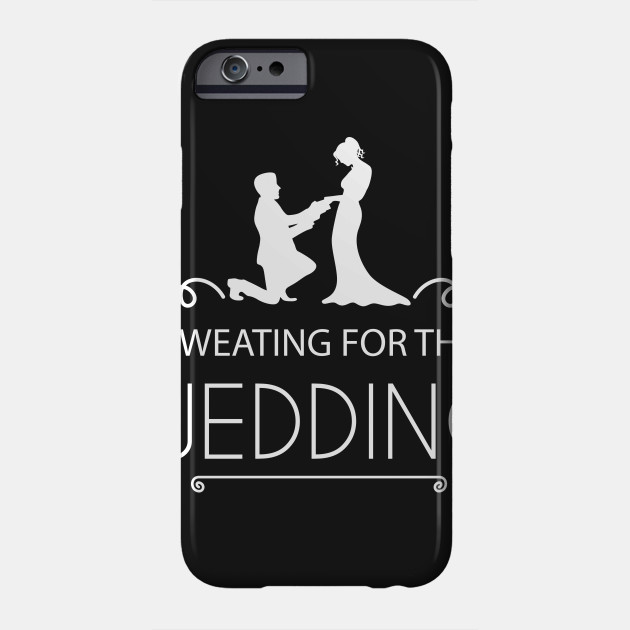Bride Groom Gift Sweating For The Wedding Wedding Night Phone