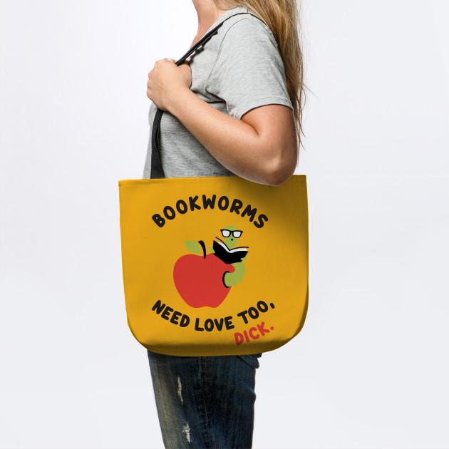 Bookworms Need Love Too