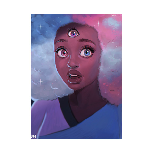 Cotton Candy Garnet