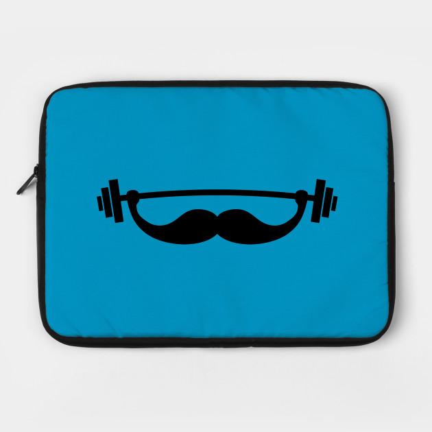 Funny Fitness Mustache / Beard