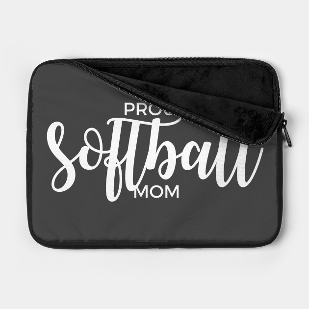 Proud Softball Mom