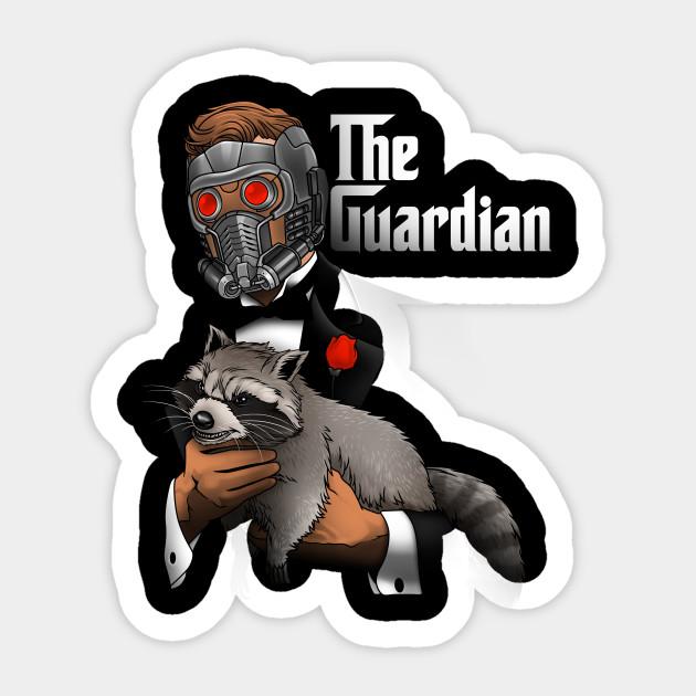 The godfather sticker