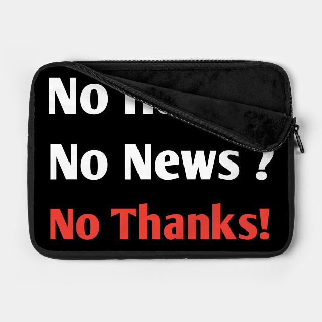 No Huey no news no thanks