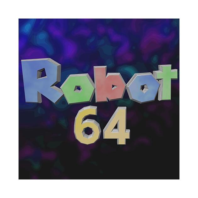 Robot 64 Beebo