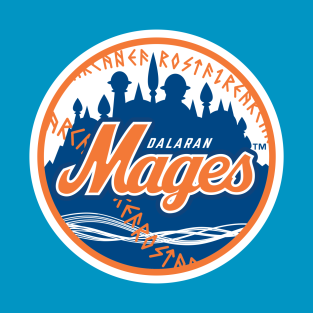 Mages - WoW Baseball