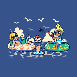 Windwaker T-Shirts | TeePublic