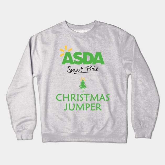 690f96608 ASDA Smartprice Christmas Jumper - Christmas Sweater - Crewneck ...