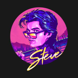 Steve Harrington t-shirts