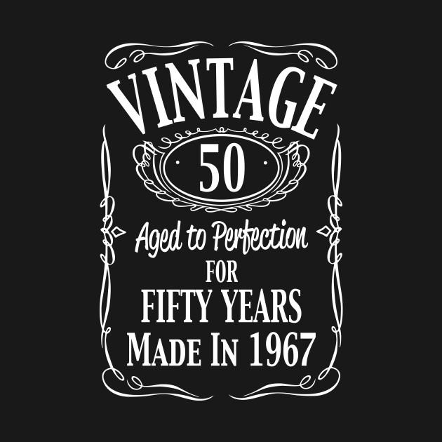 Vintage 50th Birthday