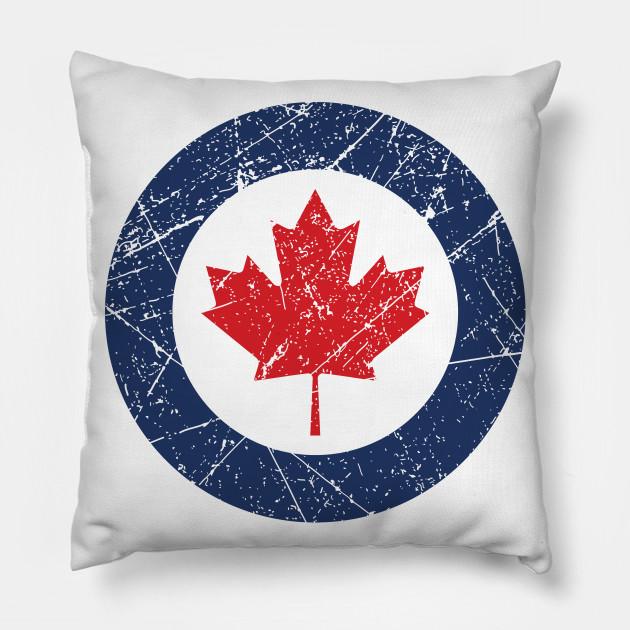 Canada Roundel Vintage