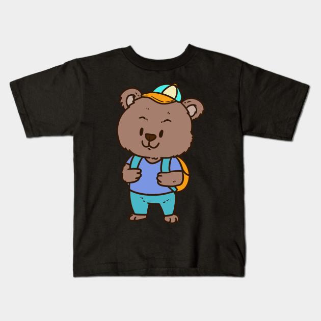 Student Idea Teacher University Funny Gift College Kids T Shirt
