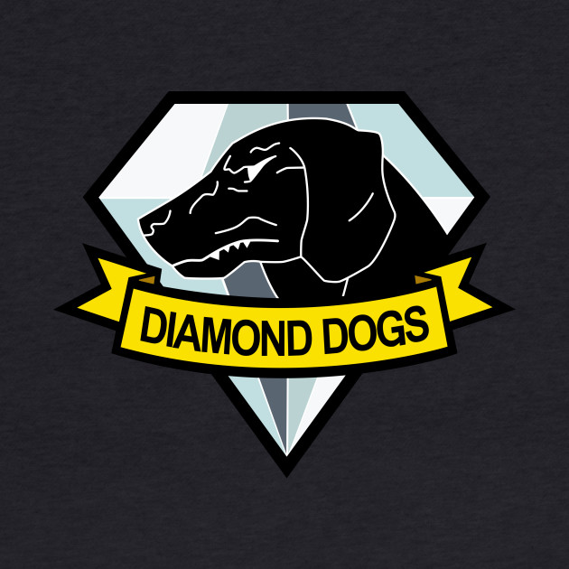 Diamond Dogs - Metal Gear Solid V: The Phantom Pain