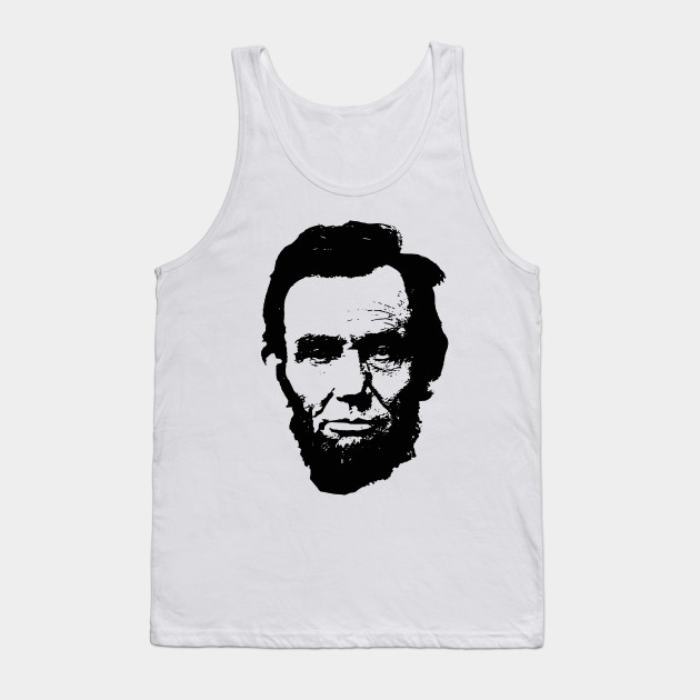 08894ef4541011 Abraham Lincoln - Lincoln - Tank Top