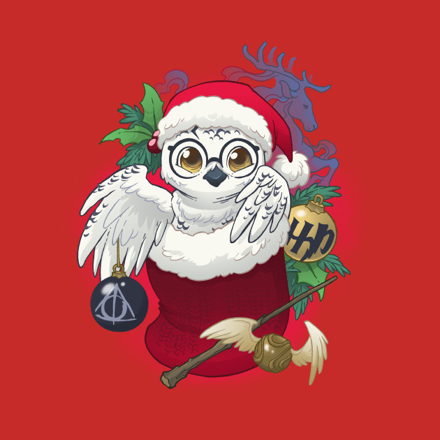 Stocking Stuffers: Owl