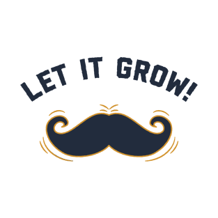Let It Grow t-shirts