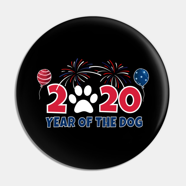 Year of the Dog New Year 2020