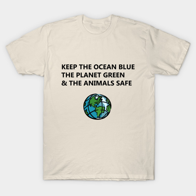 Environmentally friendly t-shirt design