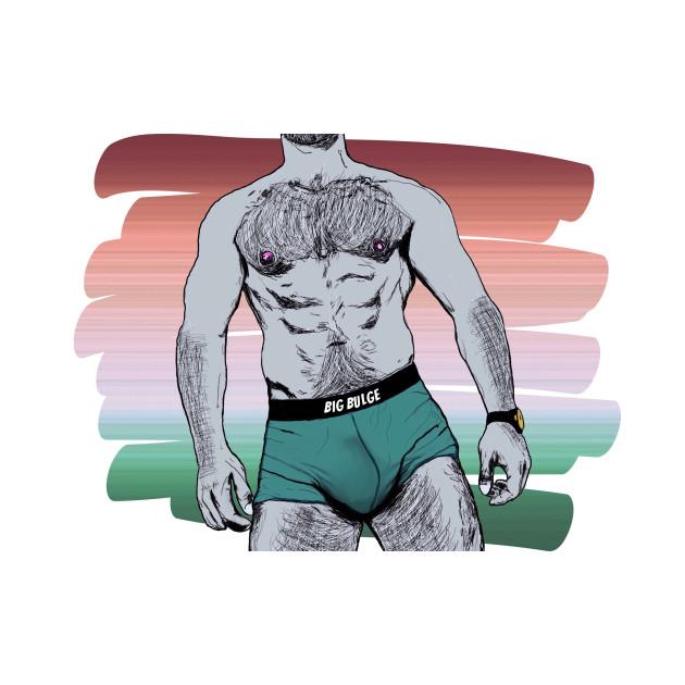 Daddy Bulge - Gay - Tote  Teepublic-5813