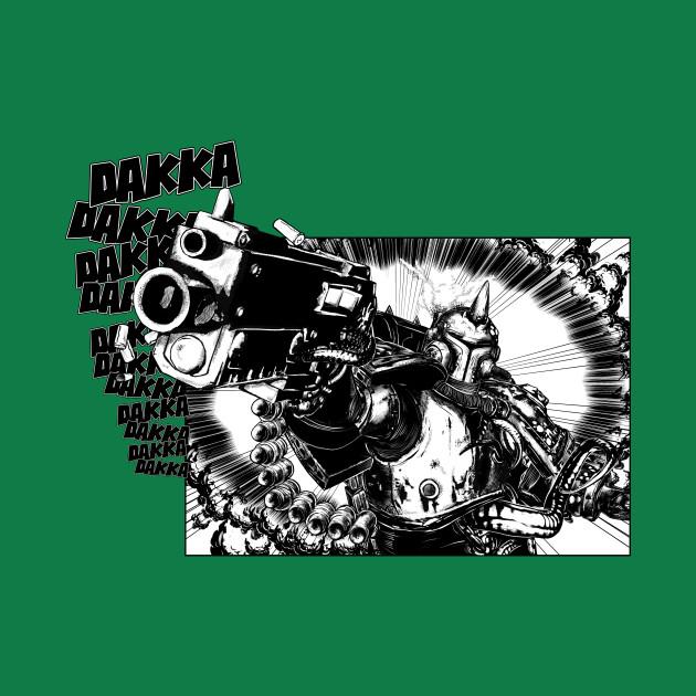 Chaos Guardian of Death Dakka