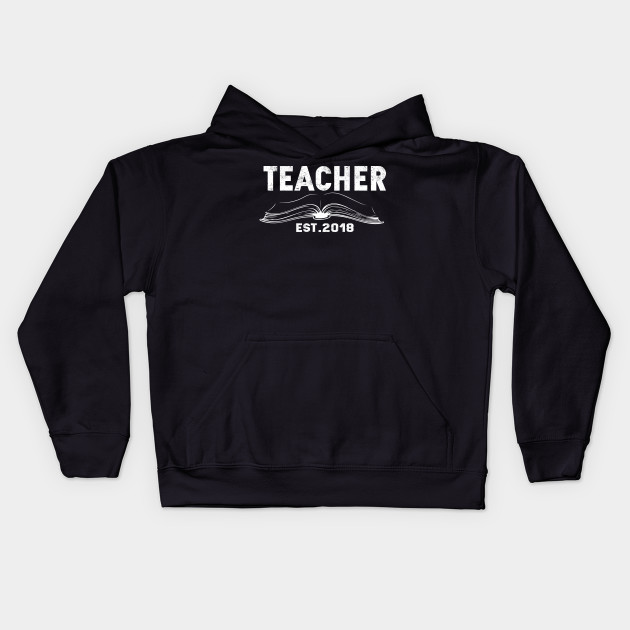 Graduation 2018 Gift Shirt For New Teacher From Mom Dad-01