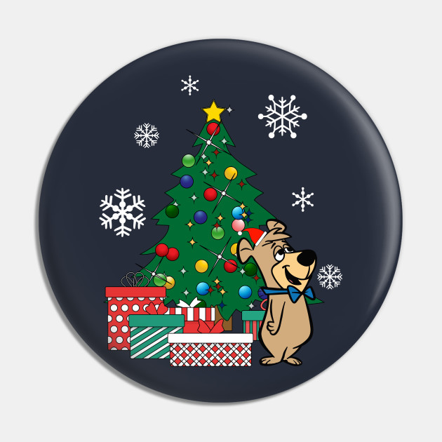 Boo Boo Around The Christmas Tree Yogi