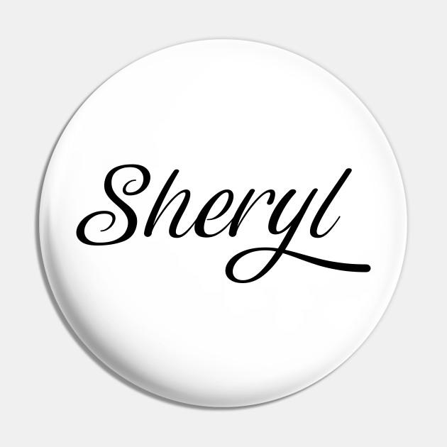 Name Sheryl