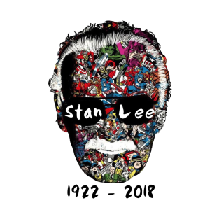 stan lee t-shirts