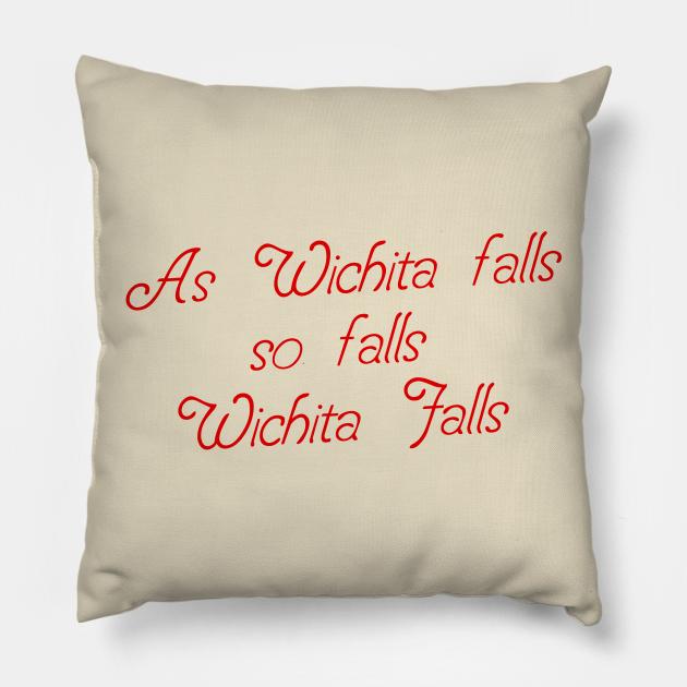 As Wichita falls so falls Wichita Falls from THE ICE HARVEST