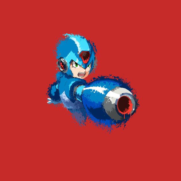 Mega Hero X Super Android