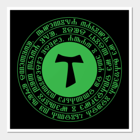 Tau Posters and Art Prints | TeePublic