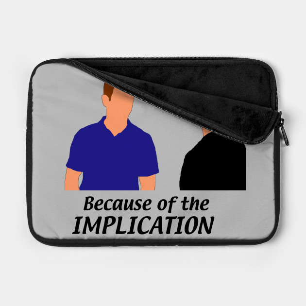 The Implication Silhouette
