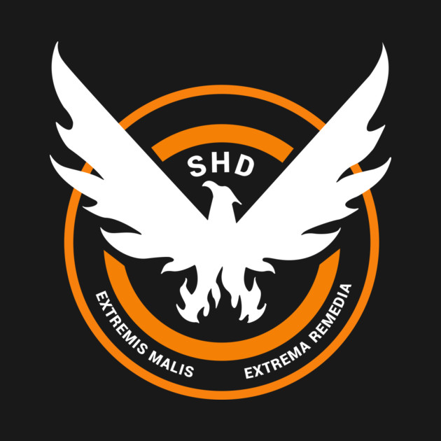 The Division Small SHD Logo