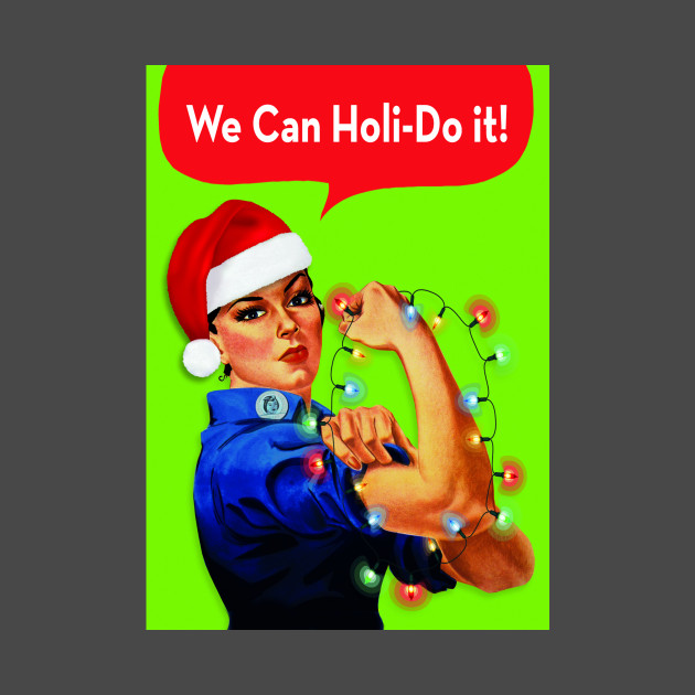 We Can Holi-Do it!