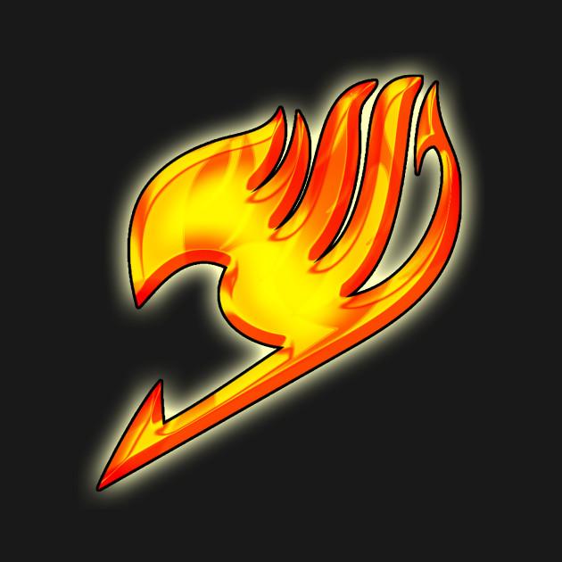 Fairy Tail Symbol - Fairy Tail - T-Shirt | TeePublic