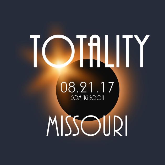 Total Eclipse Shirt - Totality MISSOURI Tshirt, USA Total Solar Eclipse T-Shirt August 21 2017 Eclipse T-Shirt T-Shirt