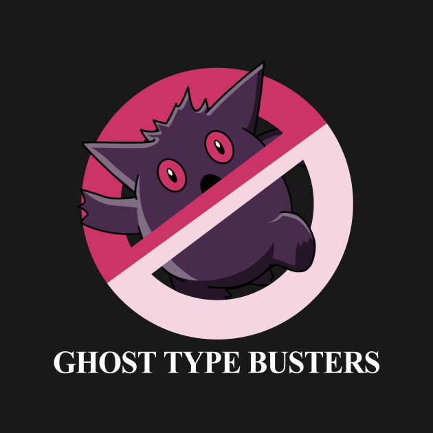 Ghost Type Busters T-Shirt