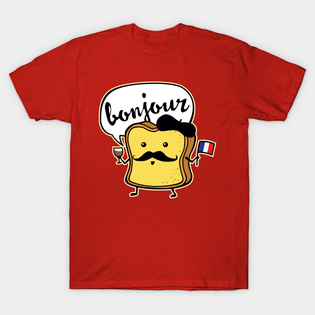 french toast toast t shirt teepublic. Black Bedroom Furniture Sets. Home Design Ideas