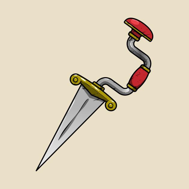 Dagger of Backstabbing +5 Betrayal