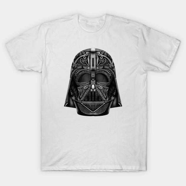 darth vader helmet t shirt