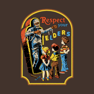 Respect Your Elders t-shirts