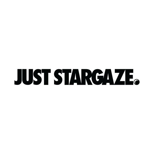 Just Stargaze BLACK